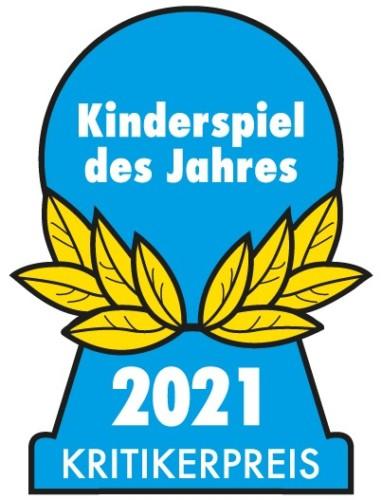 Kinderspiel des Jahres 2021 -logo