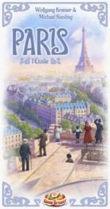 Paris: l'Étoilen kansi