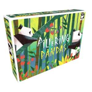 Pilfering Pandasin kansi