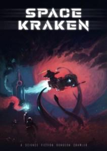 Space Krakenin kansi