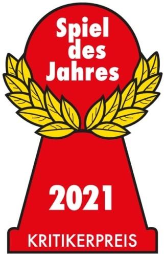 Spiel des Jahres 2021 -logo