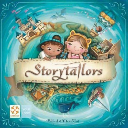 Storytailorsin kansi