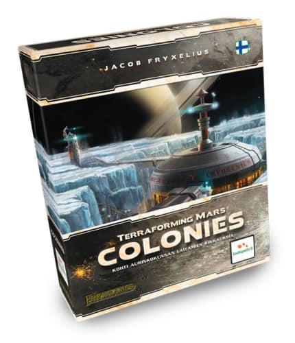 Coloniesin kansi