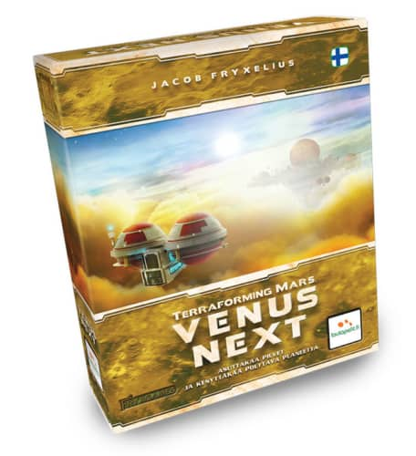 Venus Nextin kansi