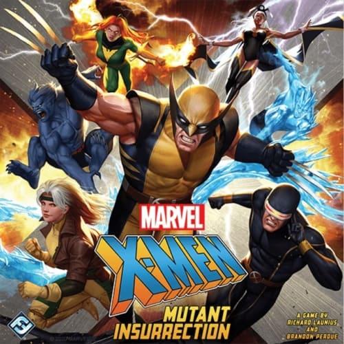 X-Men: Mutant Insurrectionin kansi