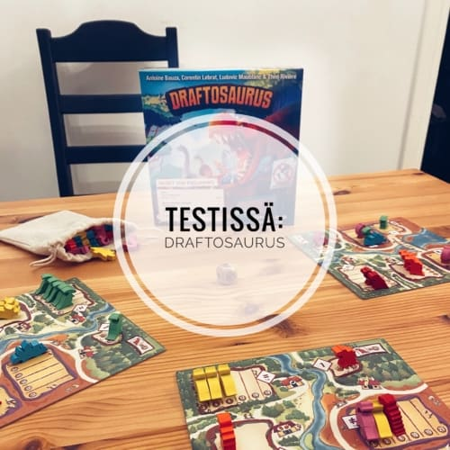 Testissä: Draftosaurus