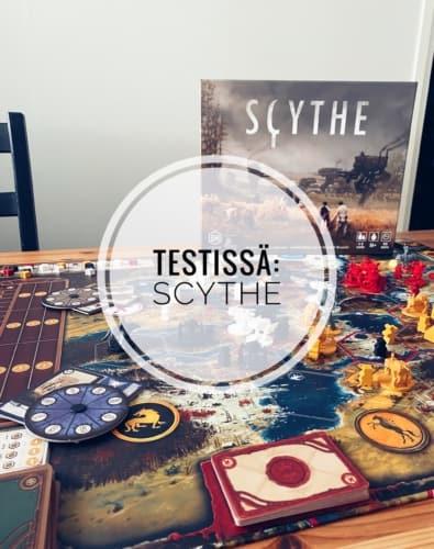 Testissä: Scythe