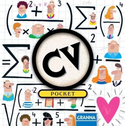 CV Pocketin kansi