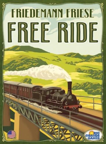 Free Riden kansi
