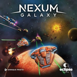 NEXUM: Galaxyn kansi