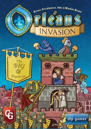 Órleans: Invasionin kansi