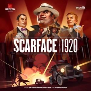 Scarface 1920:n kansi