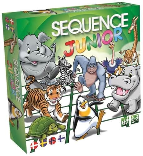Sequence Juniorin kansi