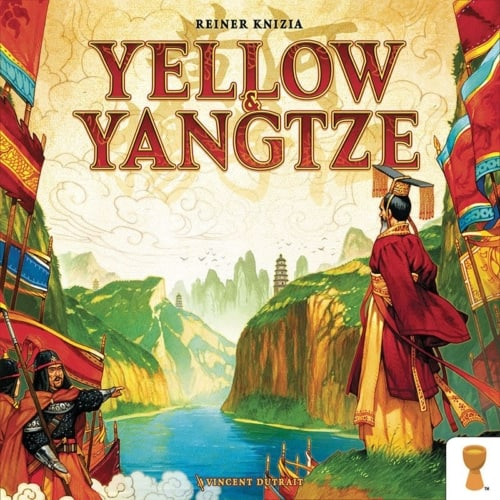 Yellow & Yangtzen kansi