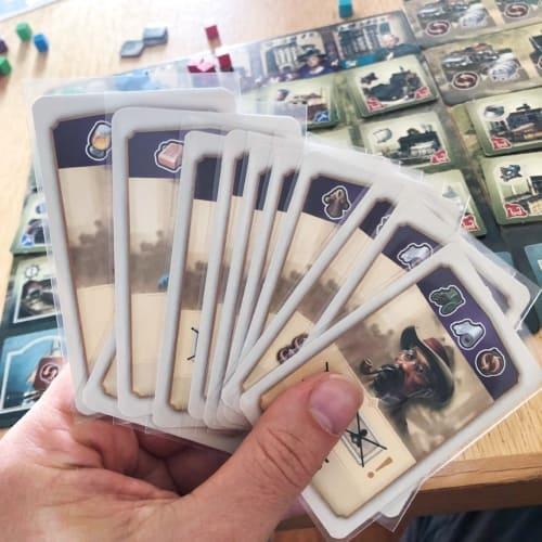 Anno 1800:n kortteja