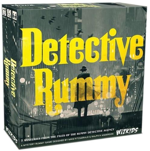 Detective Rummyn kansi