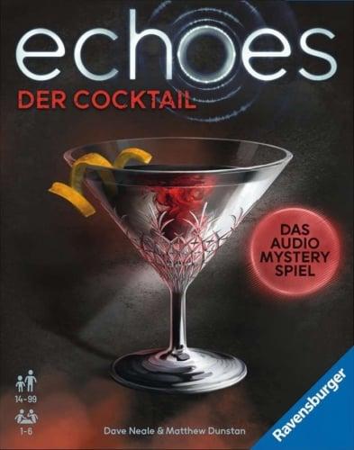 Echoes: Der Cocktailin kansi