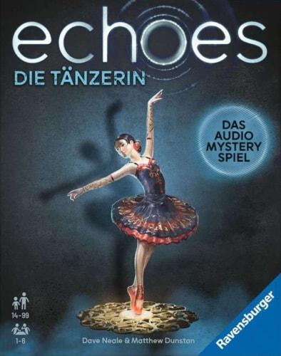 Echoes: Die Tänzerinin kansi