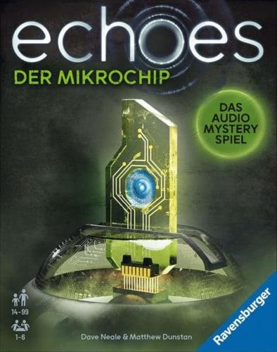 Echoes: Der Mikrochipin kansi