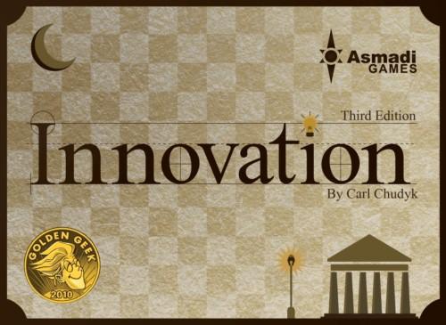 Innovationin kansi