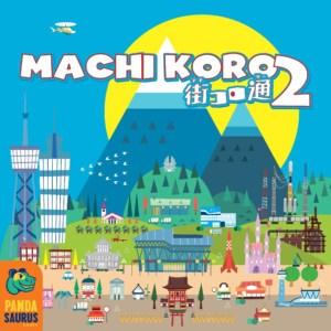 Machi Koro 2:n kansi