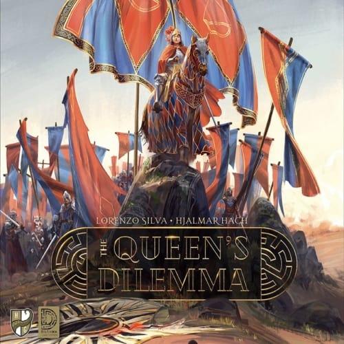 The Queen's Dilemman kansi