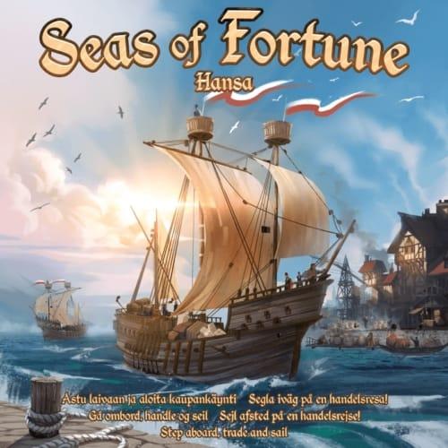 Seas of Fortune: Hansan kansi