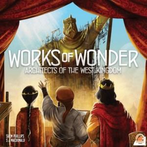 Works of Wonderin kansi