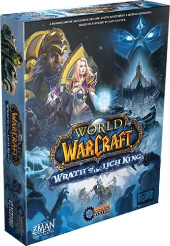 World of Warcraft: Wrath of the Lich Kingin kansi