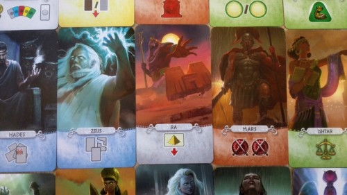 7 Wonders: Duel – Pantheon