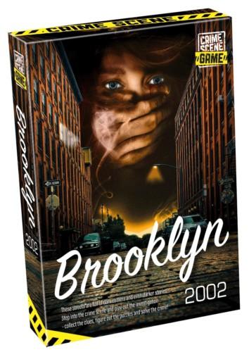 Crime Scene: Brooklyn 2002:n kansi