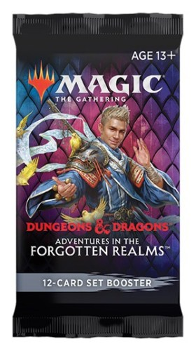 Adventures in the Forgotten Realms -boosteri
