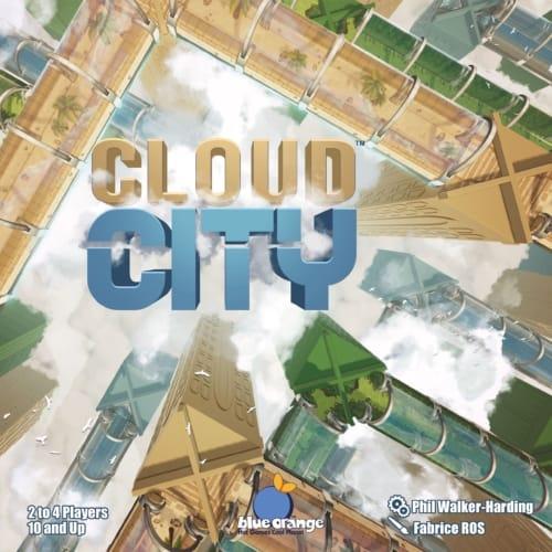 Cloud Cityn kansi