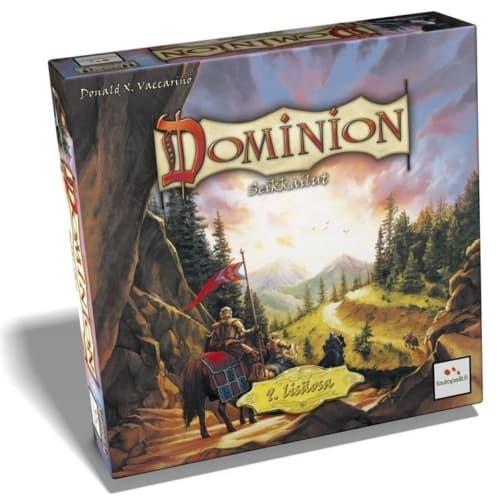 Dominion: Seikkailujen kansi