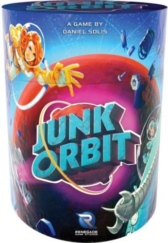 Junk Orbitin laatikko