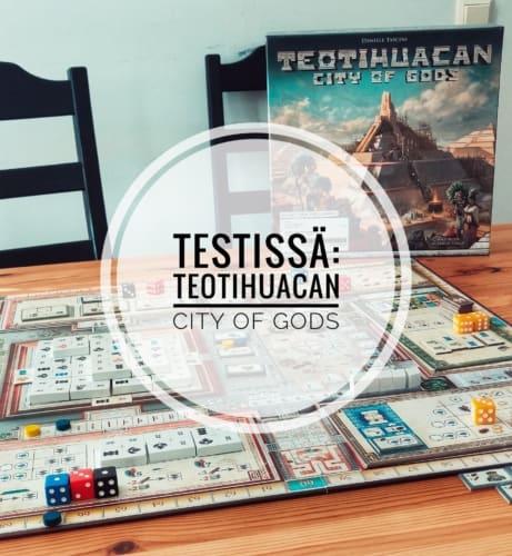 Testissä: Teotihuacan: City of Gods