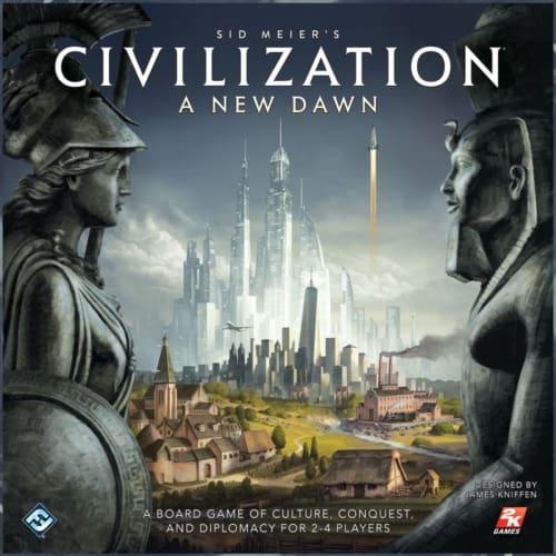 Sid Meier's Civilization: A New Dawnin kansi