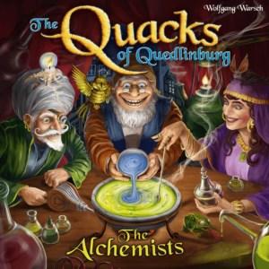 The Alchemists -lisäosan kansi