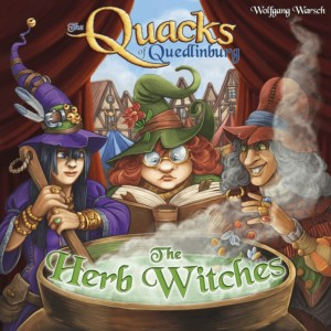 The Herb Witches -lisäosan kansi