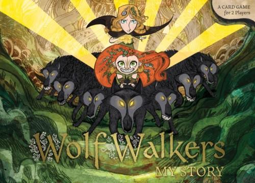 WolfWalkers: My Storyn kansi