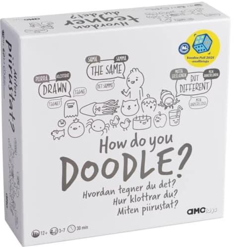 How Do You Doodle?:n kansi