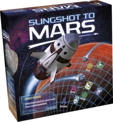 Slingshot to Marsin kansi
